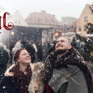 Medeltida Jul entrépass 6-8 december