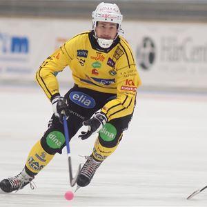 Elitseriebandy Broberg - IFK Motala