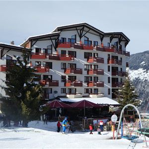 2 rooms, 4 people ski-in ski-out / Britania 602 (Mountain) / Tranquillity Booking