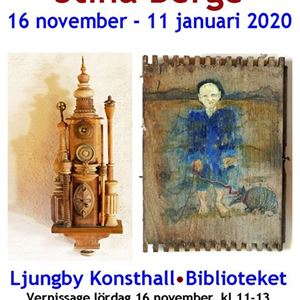 Ausstellung: Stina Berge