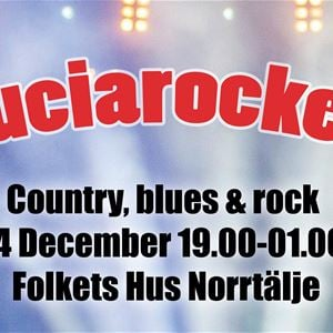 Luciarocken - Country, Blues & Rock