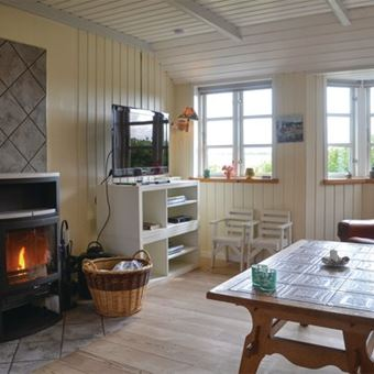 Hemmet P52005 Ferienhaus Hemmet 6 Bett Betten Tv