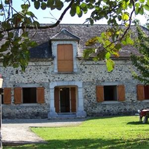 AGG312 - Maison 6 personnes à Ayros Arbouix