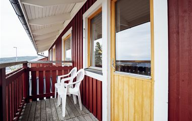 Fjällvägen 579, lägenhet med balkong