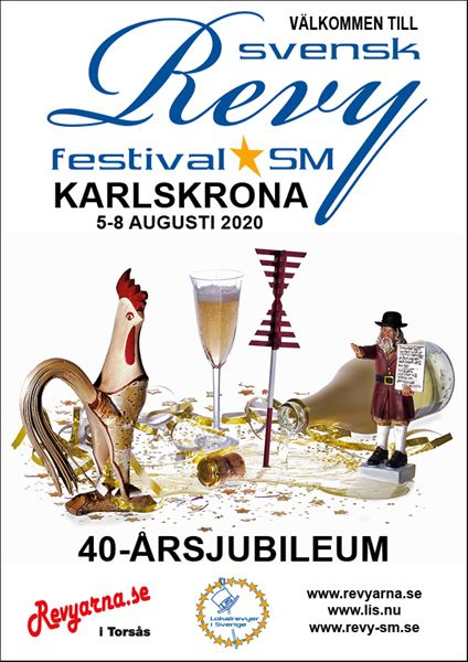 Revue Festival with Revue-SM 2020