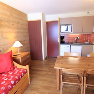TEMPLES DU SOLEIL MACHU 302 / APPARTEMENT 2 PIECES 4 PERSONNES - VTI