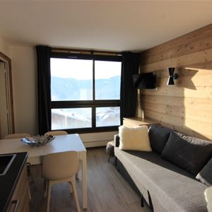 TROIS VALLEES 508 / STUDIO CABINE 4 PERSONNES - 1 FLOCON BRONZE - VTI