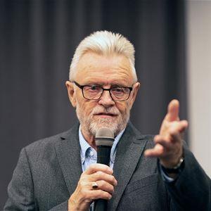 Storseans med Terry Evans 28:e maj i Falun