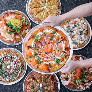 Mässa och pizzabuffé på nyårsdagen