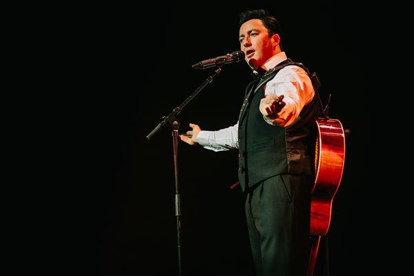 Musik: Johnny Cash Roadshow- The Man in Black Tour 2020