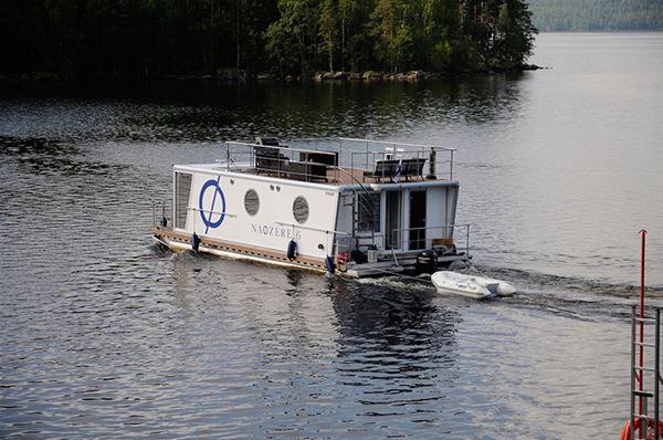 AquaVilla House Boats
