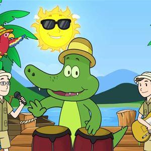 Sing-Along: Arne Alligator