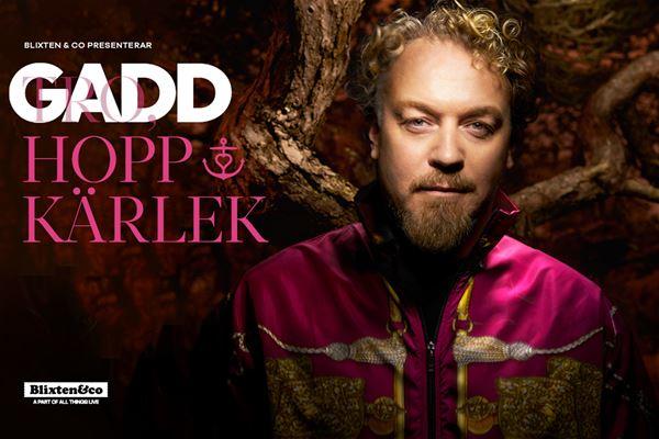 GADD, HOPP & KÄRLEK