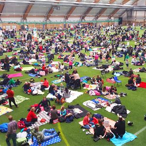 Gärdeskoj - Sveriges största inomhuspicknick