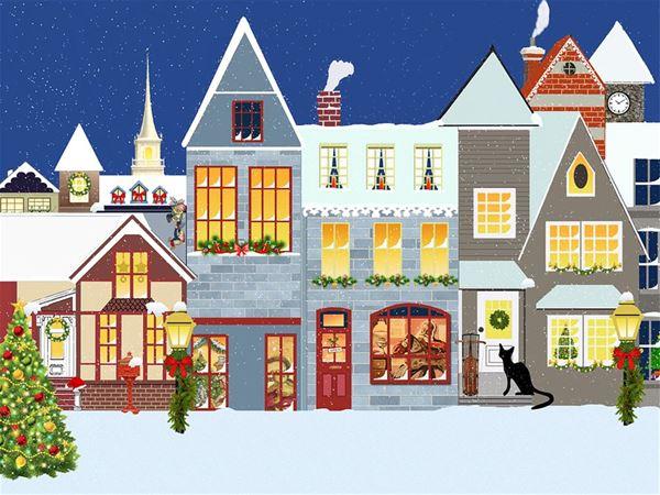 Julshopping i Malå