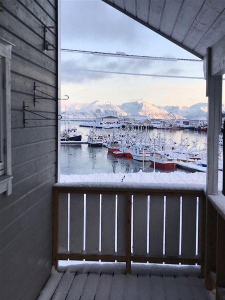 Mor i Vågen - feriehus/rom på Skjervøy
