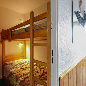 Lauzières 303 > 2 pièces + cabine - 4 Personnes - 2 Flocons Bronze (Ma Clé IMMO)