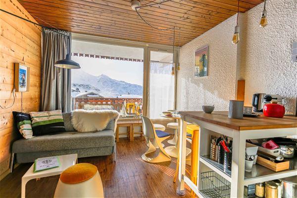 Eterlous 37 > Studio + Cabin - 4 persons - 2 Silver Snowflakes (Ma Clé IMMO)