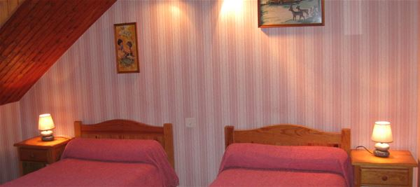 LUZ007 - Appartement - 4 personnes au centre de Luz St Sauveur