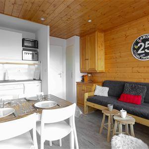 Eterlous 14 > Studio - 4 People - 2 Bronze Snowflakes (Ma Clé IMMO)