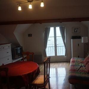 LUZ002 - Appartement - 4 pers à LUZ ST SAUVEUR (Résidence Flores)