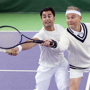 Tennistiden med Dalateatern i Gagnef
