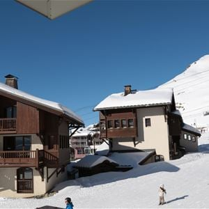 Reine Blanche 019 > 2 Rooms + Cabin - 5 Persons - 2 silver Snowflake (Ma Clé IMMO)