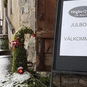 Julbord Högbo Qvarn