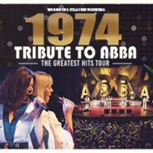 Konsert - 1974 Tribute to ABBA - The greatest hits tour