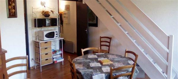 LUZ041 - Appartement 4 pers au quartier Thermal à LUZ ST SAUVEUR (Rés les Princes)