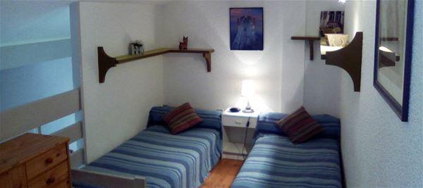 © ROLANDO, LUZ041 - Appartement 4 pers au quartier Thermal à LUZ ST SAUVEUR (Rés les Princes)