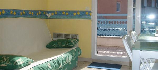 © MOREAU, LUZ027 - Appartement 4 personnes à LUZ ST SAUVEUR (Rés le Clos St Clément)