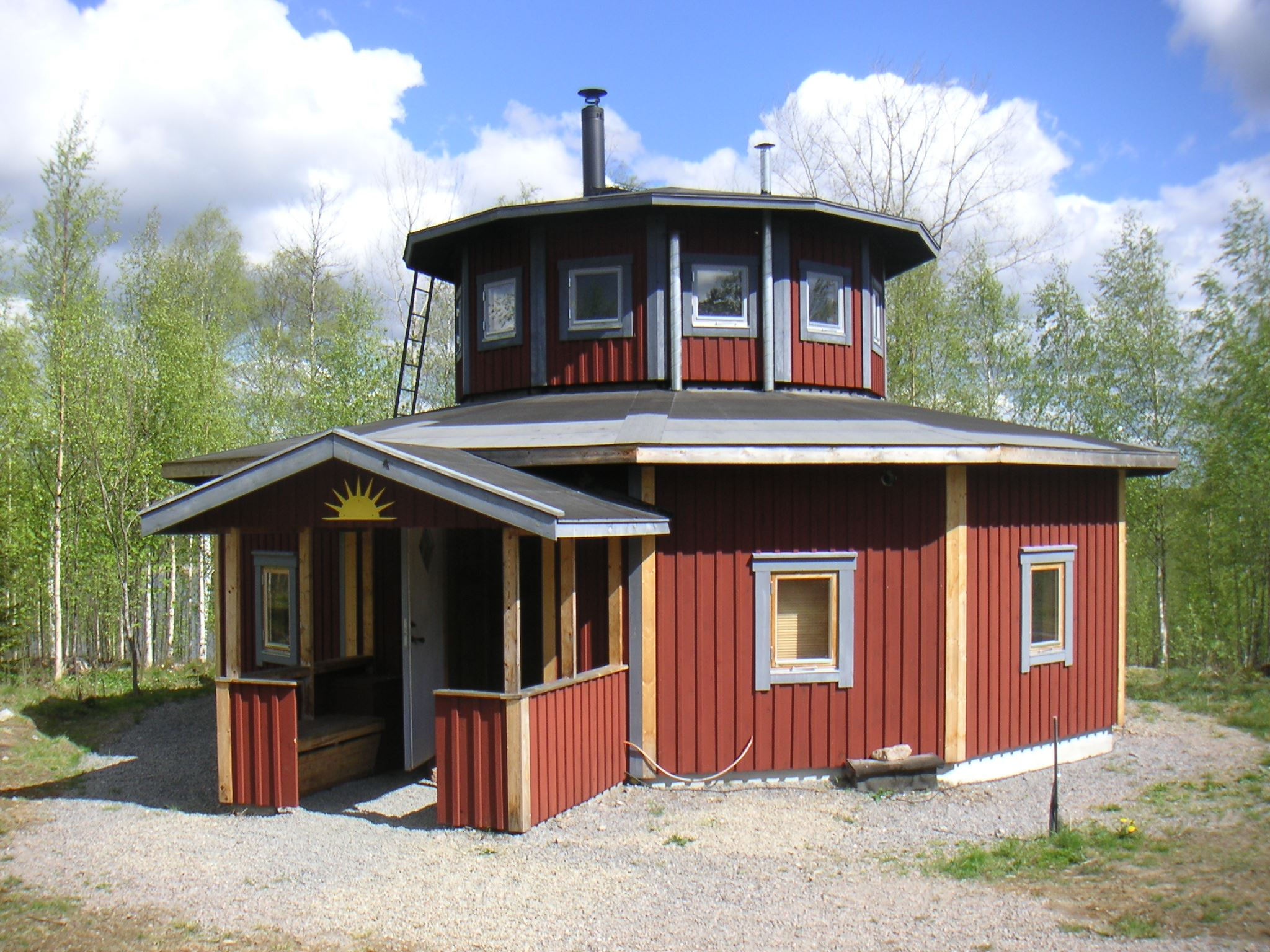 Söderhamn/Växhuset, STF Hostel