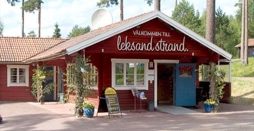 Leksand Strand Camping, Leksand