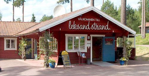 Leksand Strand Stugby, Leksand
