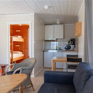 Torghatten camping & beach restaurant (Cabins and appartments).