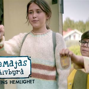 Mölnbo Bio: Lassemajas detektivbyrå - Tågrånarens Hemlighet