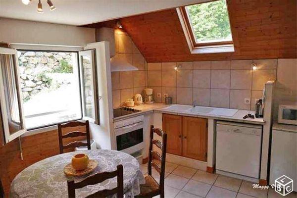 LUZ051 - Appartement 4 pers au quartier Thermal à LUZ ST SAUVEUR (Les Lacs)