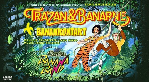 """Musical - """"Trazan & Banarne"""" - Banana plug"""