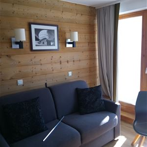 Machu 508 > Apartment with bedroom - 4 Persons - 3 Silver Snowflakes - (Ma Clé IMMO)