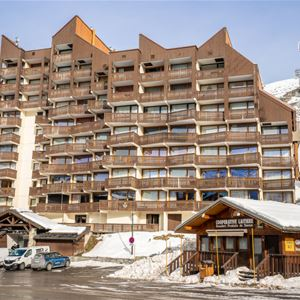 Lac du lou 607 - 2 rooms - 6 persons - 1 bronze snowflake