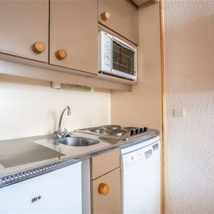 Arcelle 614 - Studio avec cabine - 4 personnes - 1 flocon bronze