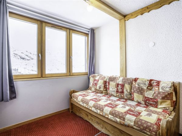 Arcelle 602 - 2 rooms + cabin - 6 persons - 2 bronze snowflakes