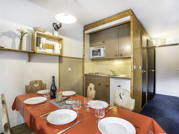 Arcelle 111 - 2 rooms + cabin - 6 persons - 1 bronze snowflake
