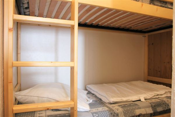 SERAC A5 / APARTMENT 3 ROOMS + CABIN 6 PERSONS - CI