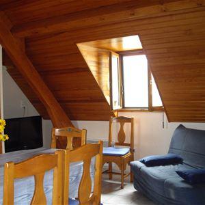 LUZ022 - Appartement - 1er étage - 6 personnes à GRUST