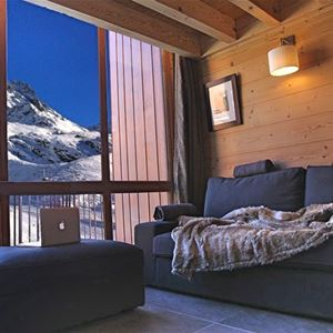 SILVERALP 681 / APARTMENT 4 ROOMS 6 PERSONS - 4 GOLD SNOWFLAKES - ADA