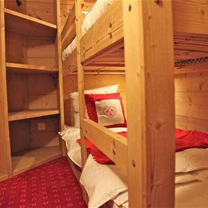 SILVERALP 681 / APPARTEMENT 4 PIECES 6 PERSONNES - 4 FLOCONS OR - ADA