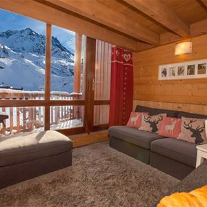 SILVERALP 682 / APARTMENT 4 ROOMS 6 PERSONS - 4 GOLD SNWOFLAKES - ADA