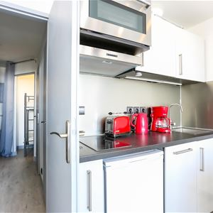 Eterlous 45 > Studio + Cabin - 2 Persons - 3 Silver Snowflakes (Ma Clé IMMO)